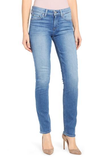 Women's Paige Transcend Vintage - Skyline Peg Jeans