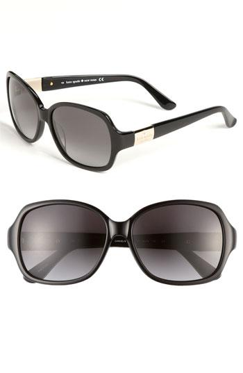 Kate Spade New York 'carmel' 58mm Sunglasses