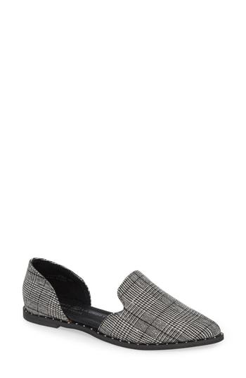 Women's Chinese Laundry Emy Loafer Flat M - Black