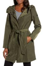 Women's Kensie Faux Fur Teddy Bear Coat