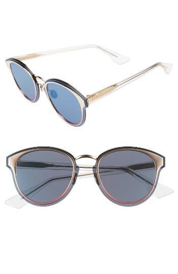 Women's Christian Dior Nightfas 65mm Retro Sunglasses -
