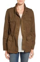 Women's Hinge Utility Jacket - Green