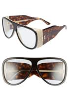 Women's Gucci 63mm Oversize Aviator Sunglasses -