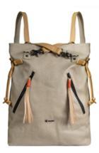 Sherpani Tempest Canvas Convertible Backpack - Beige