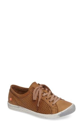Women's Fly London Ica Sneaker Us / 35eu - Brown