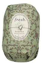 Fresh 'linden' Oval Soap