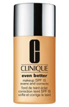 Clinique Even Better Makeup Spf 15 - 54 Honey Wheat
