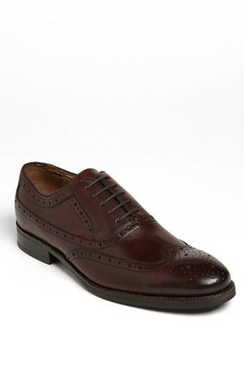 Johnston & Murphy 'tyndall' Wingtip (online Only)