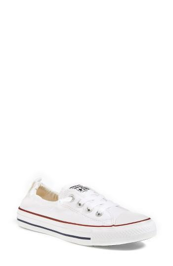 Women's Converse Chuck Taylor 'shoreline' Sneaker M - White