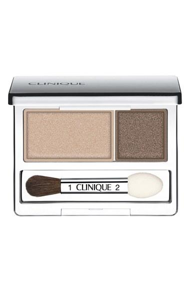 Clinique 'all About Shadow' Eyeshadow Duo - Starlight Starbright