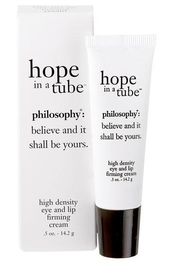 Philosophy 'hope In A Tube' Eye & Lip Contour Cream .5 Oz