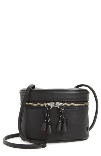 State Bags Greenwood Autumn Leather Crossbody Bag - Black