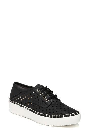 Women's Dr. Scholl's Global Sneaker M - Black