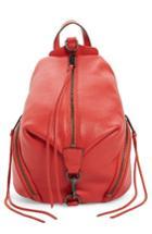 Rebecca Minkoff 'medium Julian' Backpack - Orange