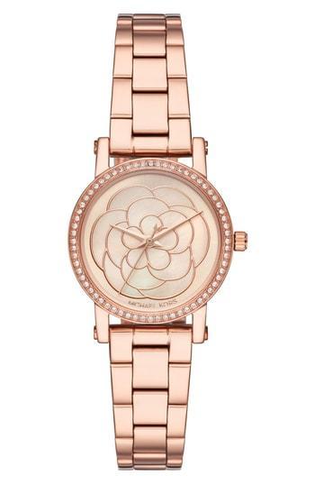 Women's Michael Kors Norie Bracelet Watch, 28mm