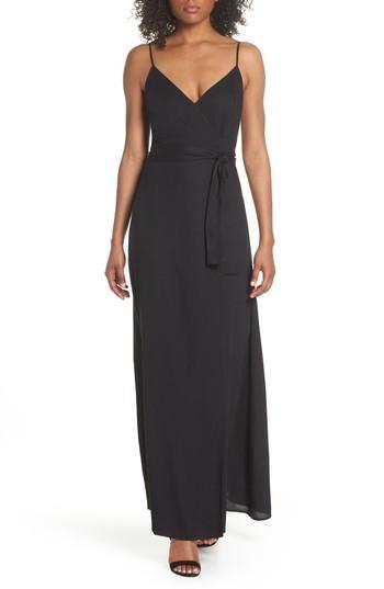 Women's Paige Regina Sleeveless Maxi Dress - Black