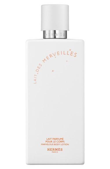 Hermes Lait Des Merveilles - Perfumed Body Lotion