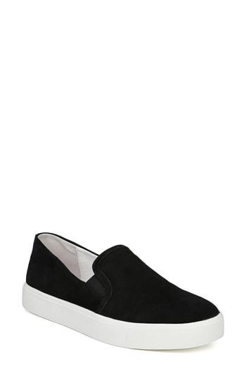 Women's Sam Edelman Elton Slip-on Sneaker .5 M - Black