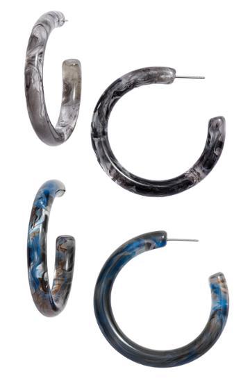Women's 8 Other Reasons Hoop Earrings
