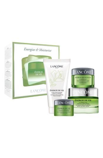 Lancome Energize & Moisturize Energie De Vie Set