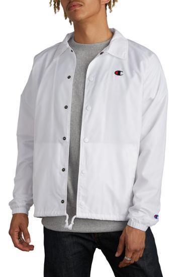 Men's Champion Coaches Jacket