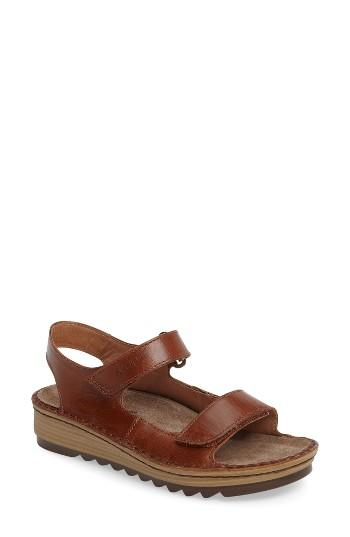 Women's Naot Zinnia Sandal Us / 39eu - Brown