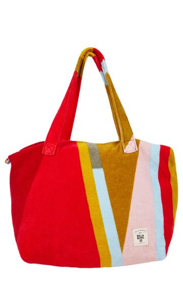 Billabong Chasing Paradise Tote - Red