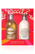 L'occitane Shimmering Almond Duo