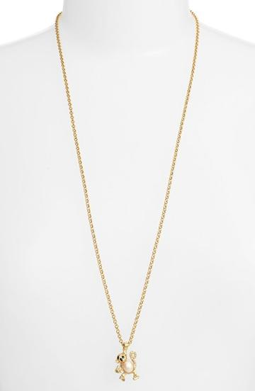 Women's Kate Spade New York Animal Pendant Necklace