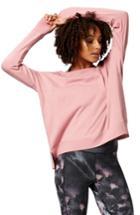 Women's Sweaty Betty Simhasana Sweatshirt - Pink