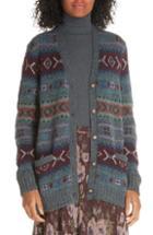 Women's Rebecca Minkoff Tara Stripe Cashmere Sweater