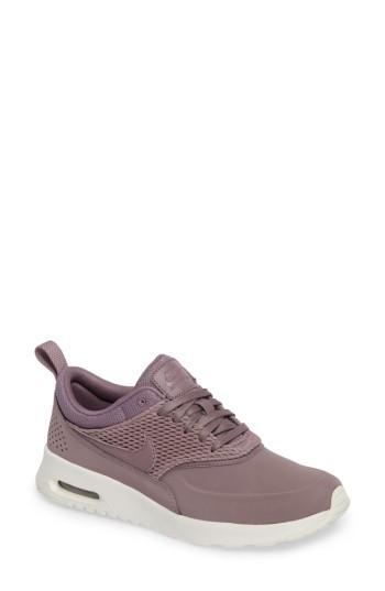 Women's Nike Air Max Thea Premium Sneaker M - Grey