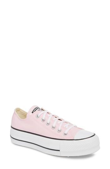 Women's Converse Chuck Taylor All Star Platform Sneaker .5 M - Orange