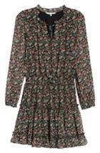 Women's Rebecca Minkoff Rosemary Dress, Size - Black