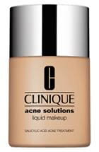 Clinique Acne Solutions Liquid Makeup Oz - Fresh Clove