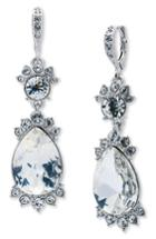 Women's Givenchy Large Crystal Drop Earrings