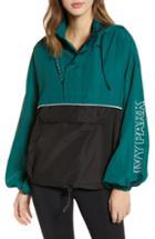 Women's Ivy Park Colorblock Half Zip Pullover