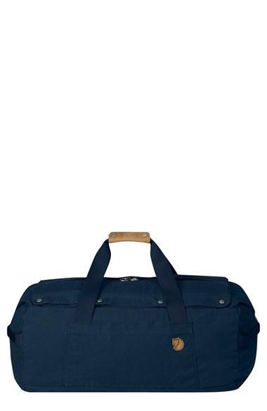 Men's Fjallraven 'duffel Bag No. 6' Medium Duffel Bag - Blue