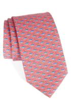 Men's Vineyard Vines Bass & Lure Silk Tie