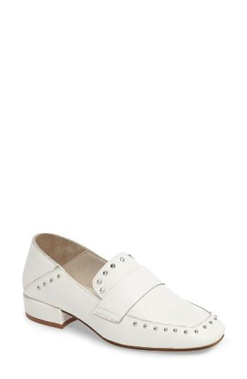 Women's Kenneth Cole New York Bowan 2 Convertible Loafer M - White