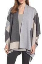 Women's Eileen Fisher Merino Wool Serape Wrap