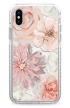 Casetify Pretty Blush Iphone X Case - Pink