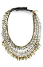 Women's Jenny Bird Talitha Multistrand Collar Necklace