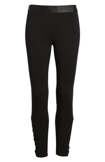 Women's Bailey 44 Ponzu Side Lace-up Skinny Pants