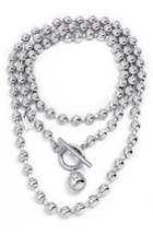 Women's Biko Endless Dot Chain Necklace