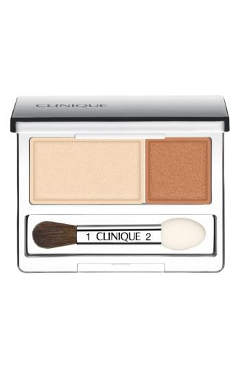 Clinique All About Shadow Eyeshadow Duo - Sand Dunes