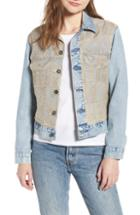 Women's Levi's Made & Crafted(tm) Boyfriend Denim Trucker Jacket