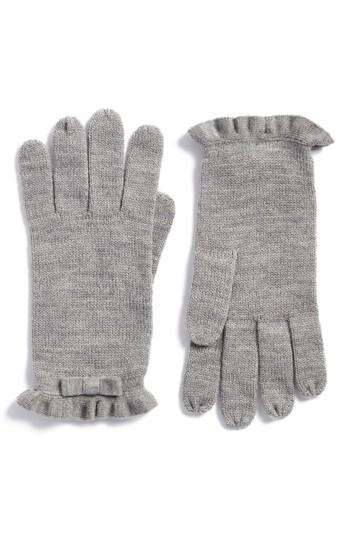 Women's Kate Spade New York Ruffle Gloves