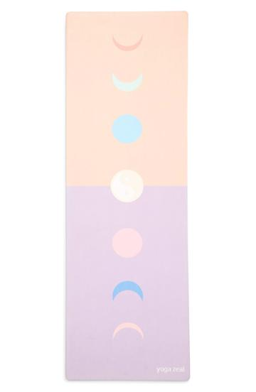 Women's Yoga Zeal Ying Yang Colorblock Yoga Mat