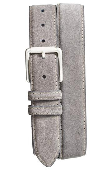 Men's Torino Belts Suede Belt